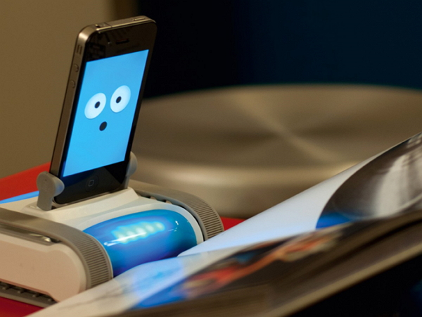 Romo:把你的上一代iPhone變成機器人