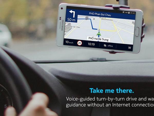 Nokia HERE 地圖正式開放,Google Play 全面免費下載中