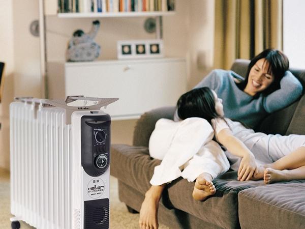 暖器不夠熱?看懂 葉片/電膜/對流/陶瓷 四種電暖器所適合的空間
