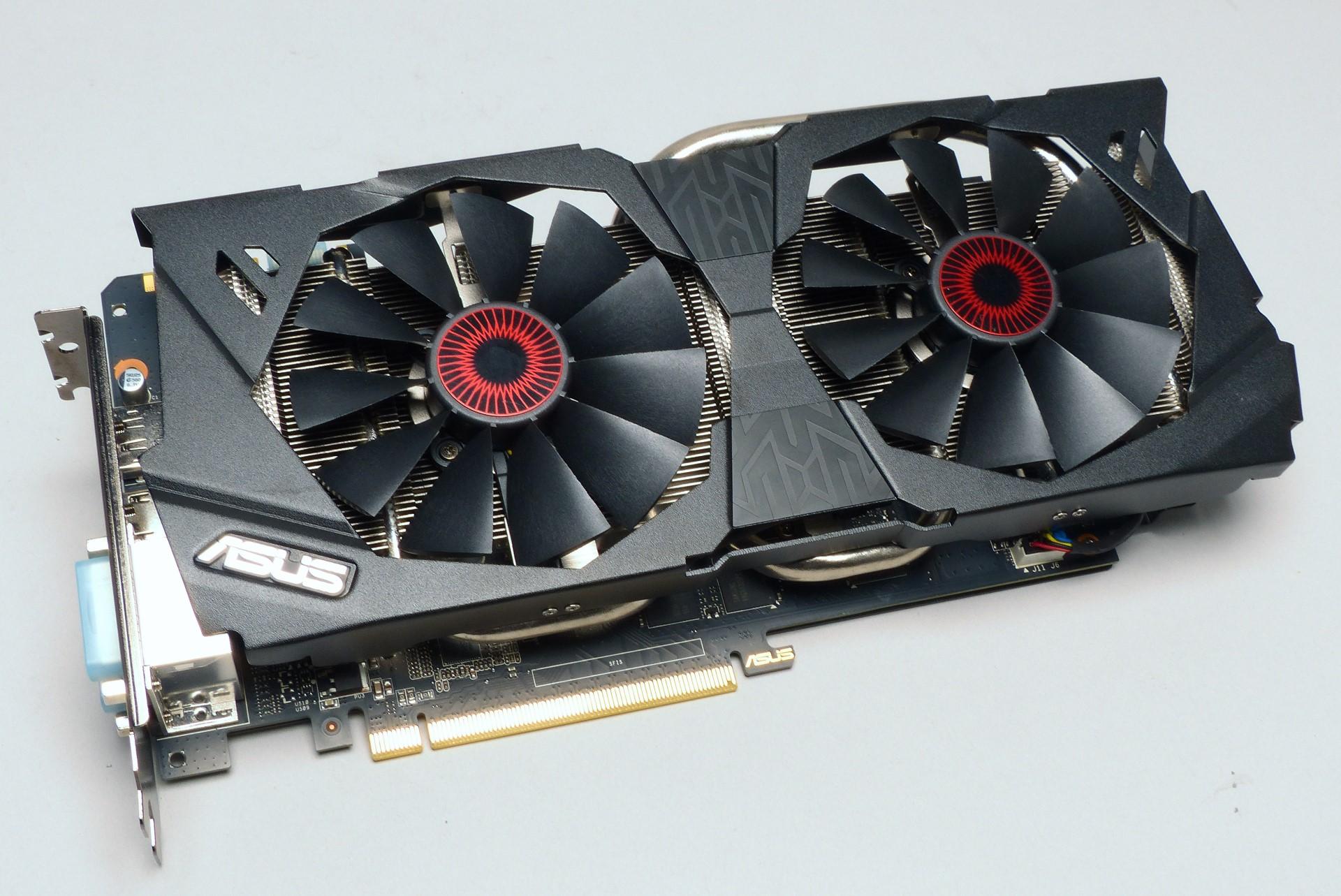ASUS Strix GeForce GTX 970,低溫、靜音、強效3合一