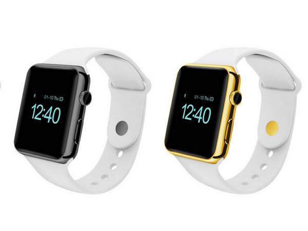 Apple Watch還沒上市,山寨王國的AiWatch就開賣了