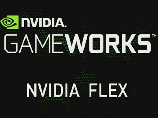 NVIDIA 展示 PhysX FleX 流體粒子演算效果,完美模擬煙霧與液體的流體性質