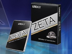 Liteon 再推消費性固態硬碟 ZETA 系列,台系設計方案上身