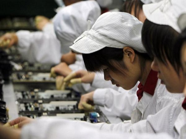 BBC 臥底蘋果代工廠,報導和碩工廠強制加班、小宿舍擠12名工人