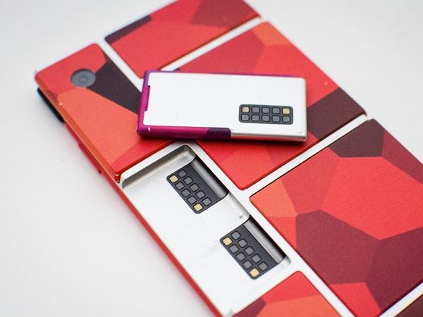 Google模組化手機Project Ara 找來NVIDIA、Marvell 合作,組合變化將更多