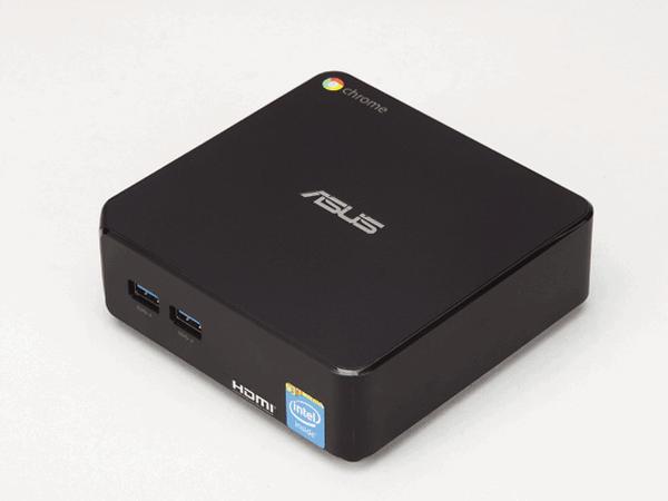 Asus Chromebox CN60 評測:Google 針對自家線上服務最佳化的超迷你電腦