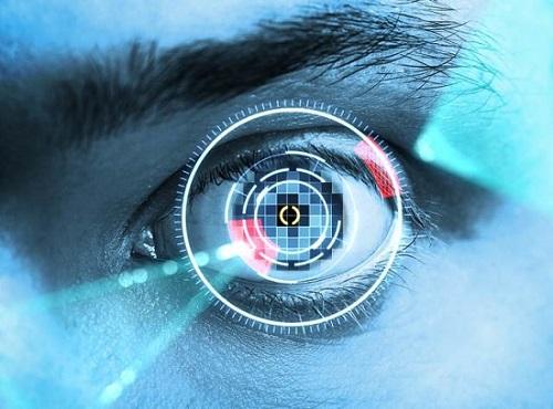 指紋辨識落伍了,ViewSonic 將推出首款虹膜識別手機 V55
