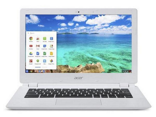 Acer將推出15吋大螢幕的Chromebook
