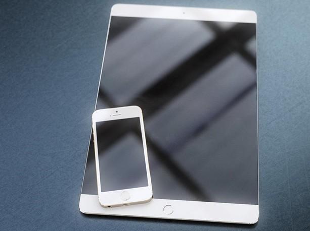 Apple iPad Pro 照片曝光:12吋大尺寸、機身超薄、5k 螢幕