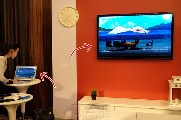Chromecast 實用技:免手機,將桌機瀏覽器的任何影音節目投射到電視上