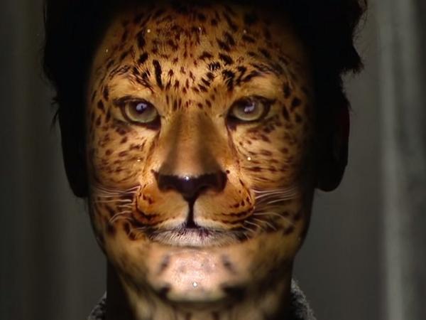 日本開發人臉投影Face Hacking技術,任何人都能三秒鐘變鋼鐵人