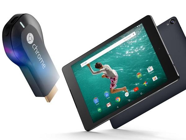 Google Play 台灣終於開賣硬體!首波 Nexus 9 和 Chromecast 現在買得到