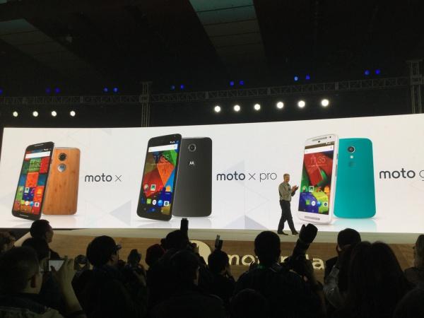 Hello!Moto再出發,在中國推出 Moto X、X Pro、G 三款新機