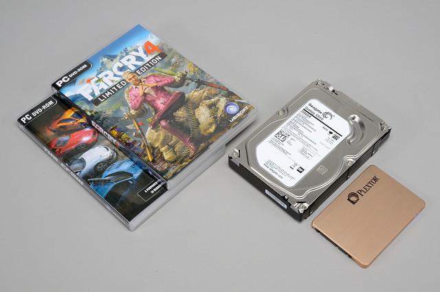 玩新遊戲大作不只顯示卡要夠給力,你還需要容量更大的固態硬碟!