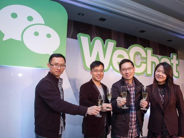 WeChat 智慧平台再進化!連接一切人、裝置、服務與商業。唯有 WeChat 啟動最先進 API 開放平台與商機