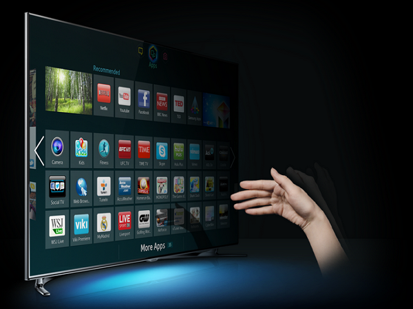 當你在客廳聊天時,你家的智慧電視可能正在監聽你