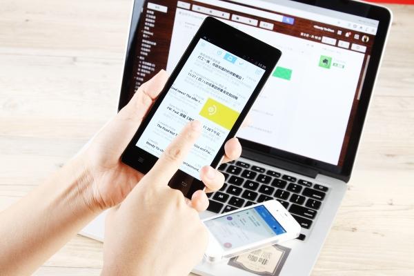 2大滑動式信箱 Mailbox、Inbox :免設定信件自動分類、立馬管好待辦清單