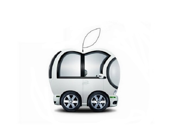 連蘋果都在研發無人駕駛汽車,汽車市場真的這麼大?