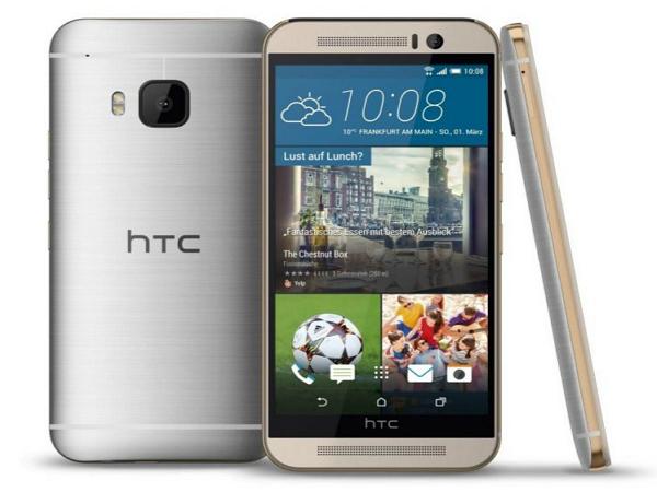 HTC One M9 再無秘密!從外觀到規格全面公開