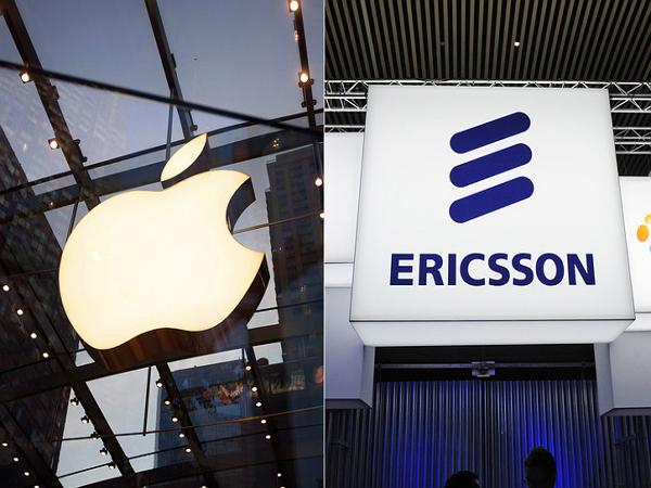 愛立信為專利槓上蘋果,要求美國地區 iPhone 禁止銷售