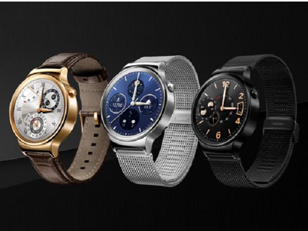 Moto 360遇到好對手,華為版本圓形智慧錶外觀很經典