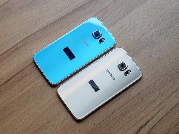 實機動手玩 Galaxy S6 及新版 TouchWiz 軟體功能上手