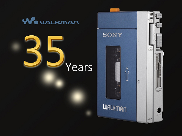 Walkman 35周年回顧,淺談 Sony Walkman 音訊處理技術