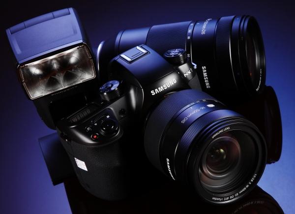 Samsung NX1 評測:2820 萬畫素,具有205 點對焦、4K 錄影的專業級相機