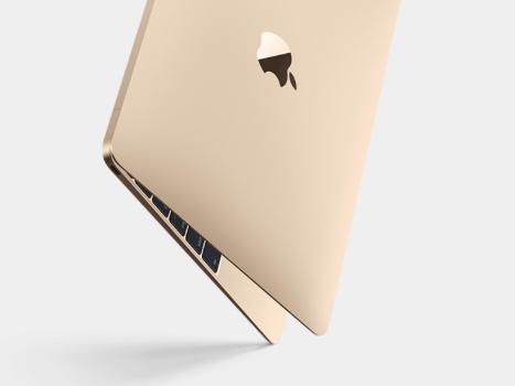12 吋無風扇 MacBook 真的來了!薄到極致,美國 4/10 正式發售