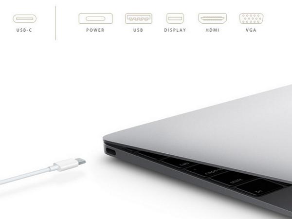 該買只有一個USB插孔的新Macbook嗎?