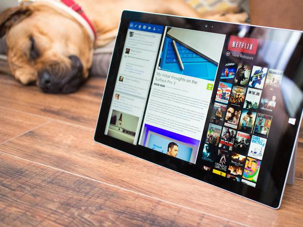 12吋Macbook 熱身完畢,微軟 Surface Pro 4 準備上場了嗎?