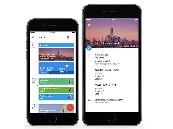 終於可以在 iPhone 上用Google日曆!