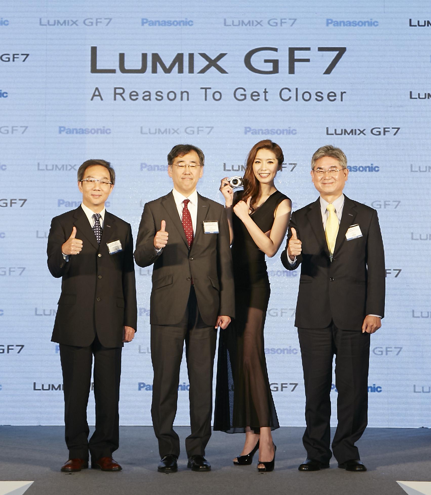 GF7時尚登場 亞洲區同步發表!