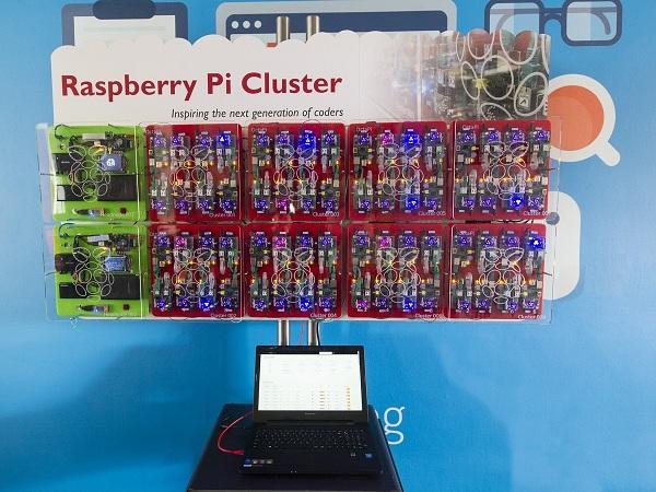 66 台樹莓派大合體,世界上最迷你的類超級電腦 | T客邦