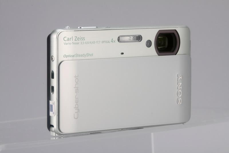 Sony第一台防水相機TX5