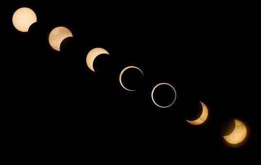 今晚六點開始全台可見月全食,別忘了抬頭看看難得的「紅色月亮」
