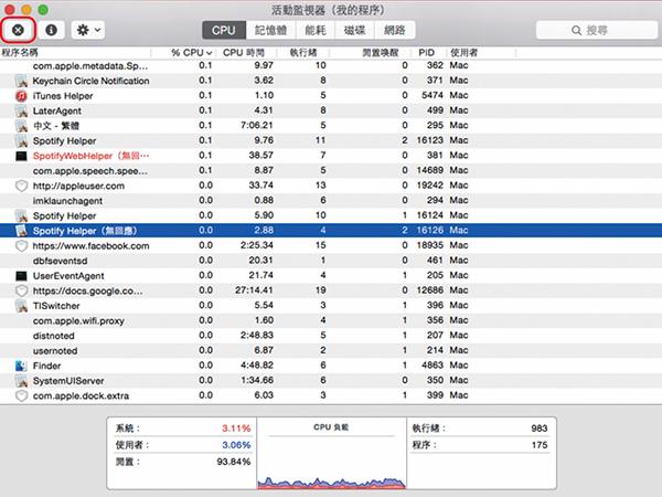 【Mac密技】三招輕鬆解決各種軟體當機、系統出錯問題 | T客邦