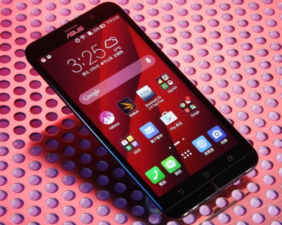 5.5吋中階手機中的性價比王者: Asus Zenfone 2