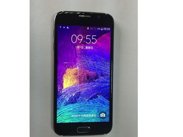 中國山寨Galaxy S6已經準備開賣了