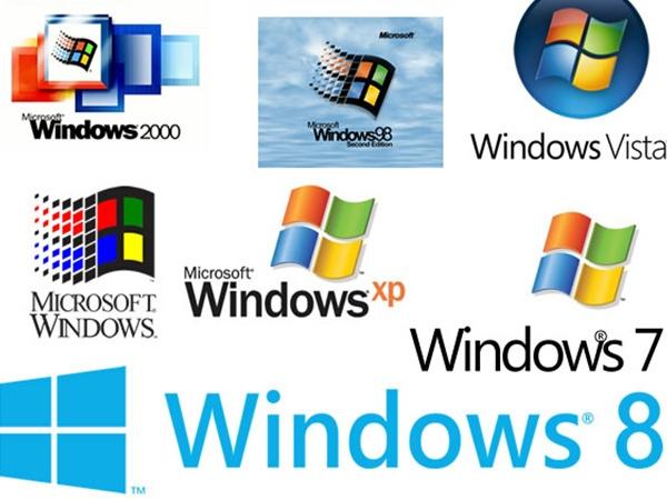 猜猜看,全球超過  75% 的電腦,裝了哪三個版本的 Windows?