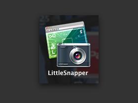 我最愛的Mac OS X抓圖軟體:LittleSnapper