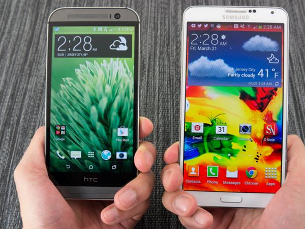 HTC擠下三星,登上台灣手機龍頭寶座