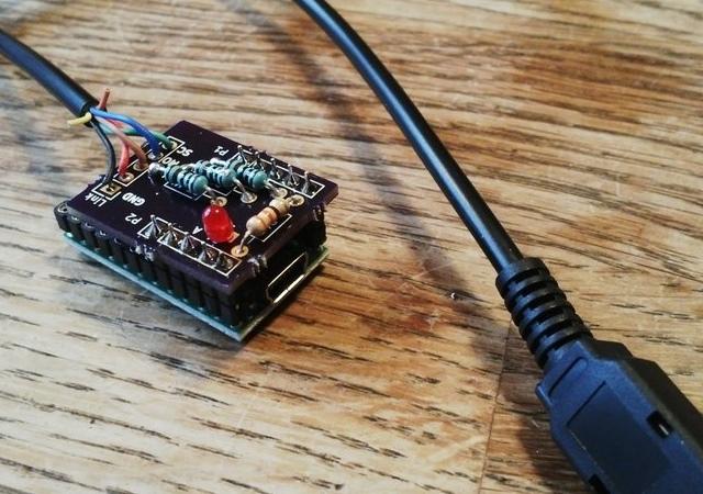 玩家DIY重新打造Game Boy通信套件,讓神奇寶貝玩家免面對面也能對戰