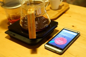 Skale 智慧電子秤,教你如何在家沖出大師級的手沖咖啡(留言就有機會領走這台電子秤!)