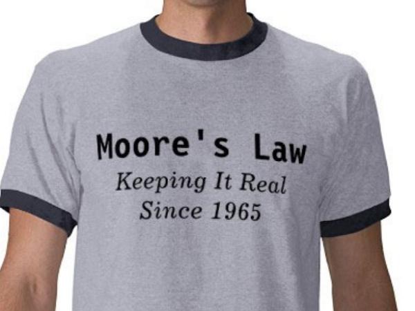 摩爾定律死了,但開放的硬體革命正由此而生