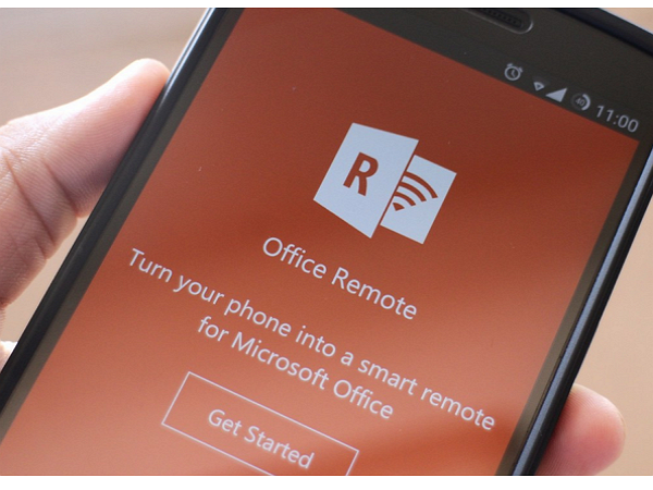 微軟推出Android版Office Remote,用手機藍牙控制PC播放Office文件 | T客邦