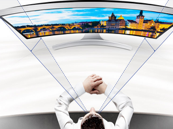 2015春電展採購攻略:電視、螢幕都吹起曲面風,曲面有何吸引之處?