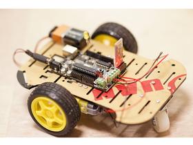 【Maker Club】輕鬆上手,自組 Arduino 手機藍牙遙控車