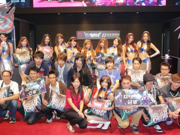 《雷霆戰機》12星使挑戰賽決賽火熱開打,星空女神大秀「雷霆舞」與粉絲同樂