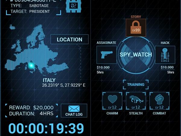 惡搞遊戲《I am Bread》開發商再出擊!預計推出旗下首款Apple Watch遊戲《Spy_Watch》